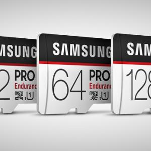 💾 Samsung PRO Endurance: tarjetas MicroSD para uso profesional