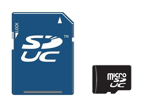 SDUC y MicroSDUC