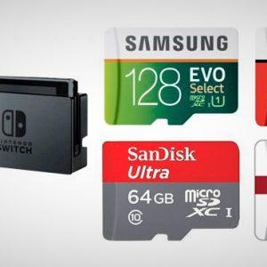 💾 La mejor tarjeta MicroSD para Nintendo Switch 🎮