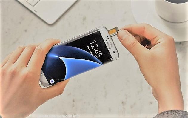 Samsung S7 Edge MicroSD