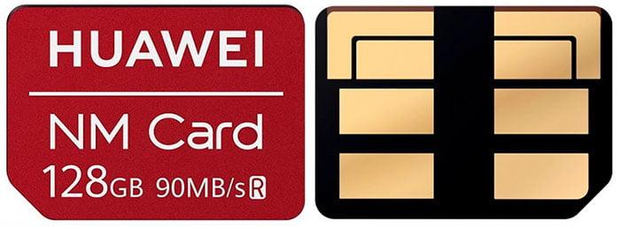 ¿Qué es una tarjeta NM CARD?