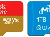 MicroSD 1TB: a la venta las primeras tarjetas de SanDisk y Micron 💾