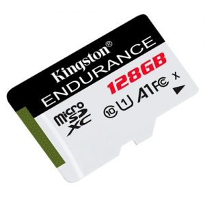 Kingston High Endurance: tarjetas MicroSD para uso profesional