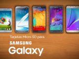 🥇 Estas son las mejores Tarjetas Micro SD para Samsung Galaxy
