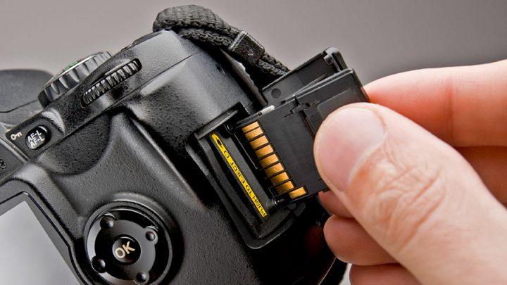 Las mejores 🥇 tarjetas de memoria SD para Cámara Réflex DSLR 📷