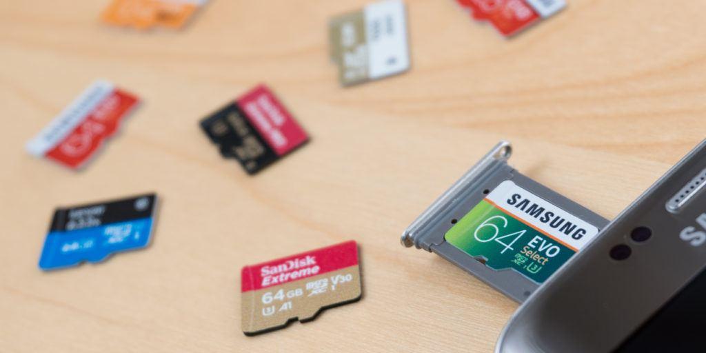 🥇 Las mejores tarjetas micro SD de 2020