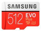 Análisis de la MicroSDXC Samsung EVO Plus de 512 GB