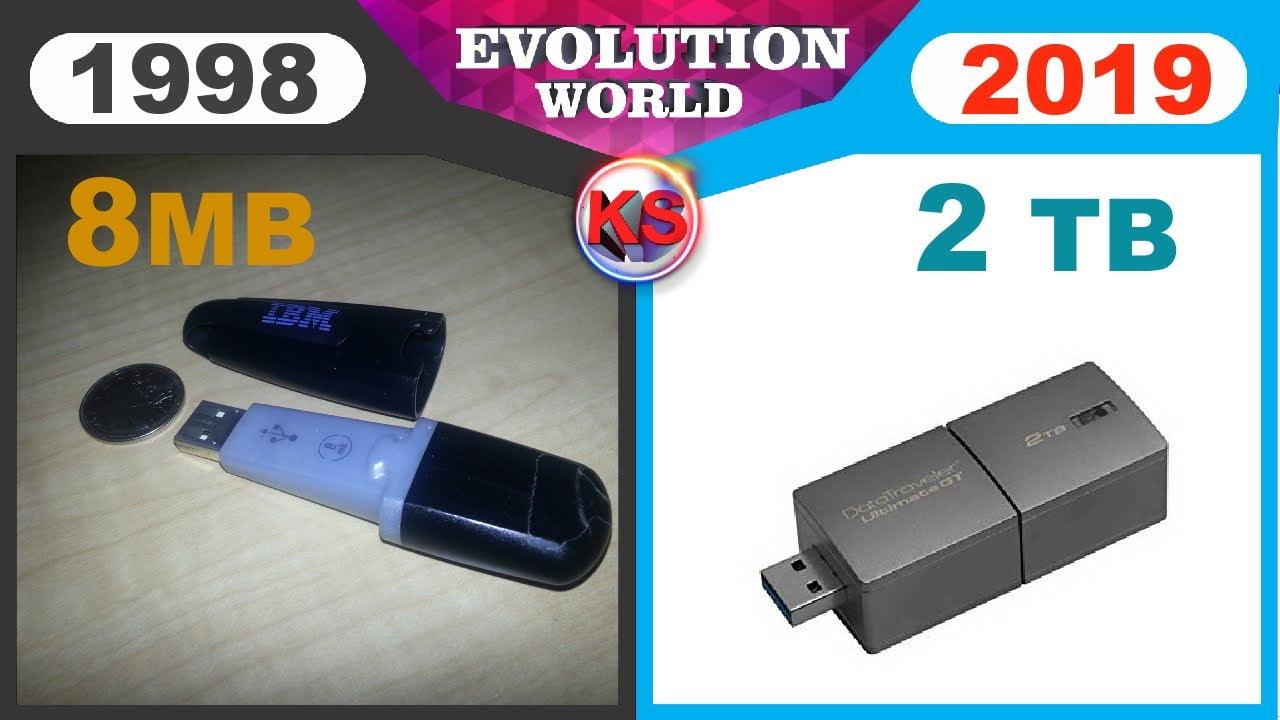 evolucion-capacidad-memorias-usb