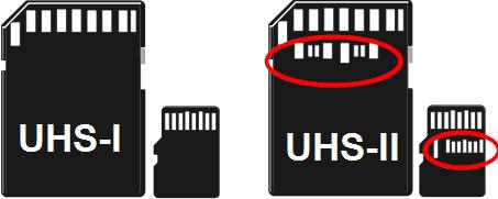 tarjeta-de-memoria-que-es-uhs-vs-uhs-ii
