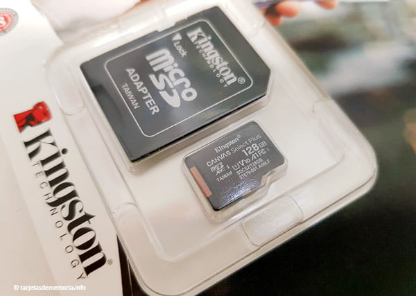 kingston-canvas-select-plus-micro-sd-analisis-review-128gb