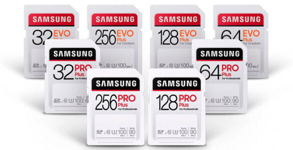 Samsung-PRO-Plus-tarjetas-EVO-Plus-SD